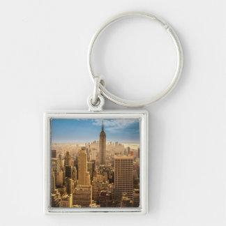 Nueva York Llaveros Personalizados