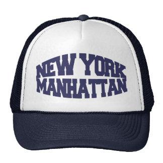 Nueva York Manhattan Gorro De Camionero