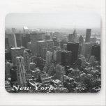 Nueva York Mousepad Alfombrillas De Ratones
