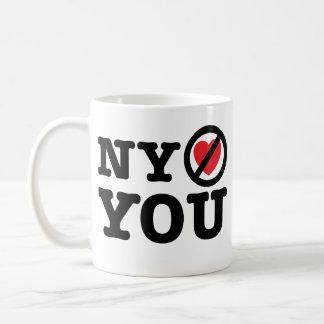 Nueva York no le ama parodia ny del amor de i Tazas