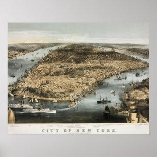 Nueva York, Nueva York 1856 Impresiones