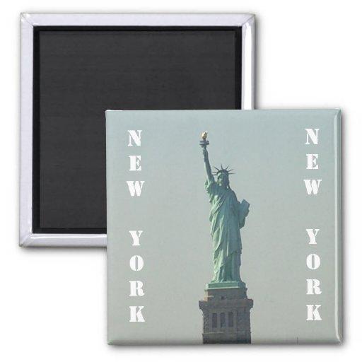 Nueva York, Nueva York Imán De Nevera