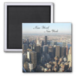 Nueva York, Nueva York Imán Para Frigorífico