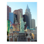 """""""Nueva York, Nueva York"""" Las Vegas, 2007 Tarjeta Postal"""