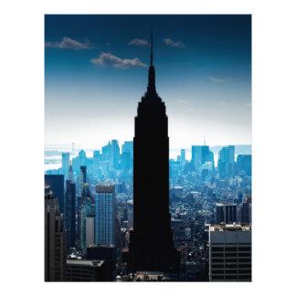 Nueva York, Nueva York Membretes Personalizados