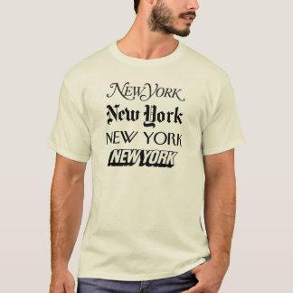 Nueva York, Nueva York Playera