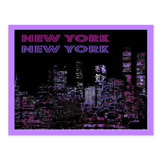 Nueva York Nueva York Postal