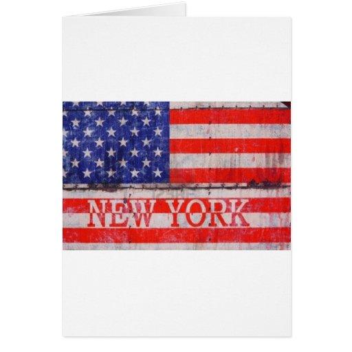 Nueva York, Nueva York Tarjeta De Felicitación