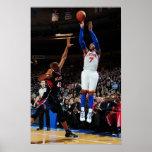 NUEVA YORK, NY - 22 DE FEBRERO:  Carmelo Anthony # Impresiones