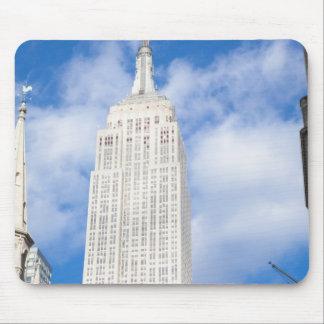 Nueva York, NY, los E.E.U.U. - una vista de nuevo  Alfombrillas De Ratones