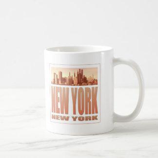 Nueva York NY Taza Clásica