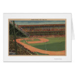 Nueva York, NY - Yankee Stadium Tarjeta