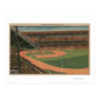Nueva York, NY - Yankee Stadium Tarjetas Postales