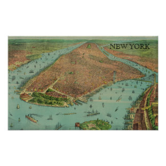 Nueva York Posters