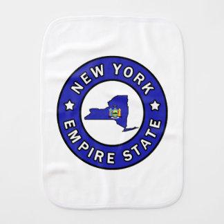 Nueva York Paños De Bebé