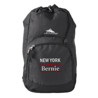 Nueva York para Bernie Mochila