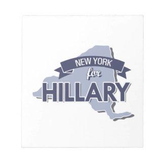NUEVA YORK PARA HILLARY BLOC