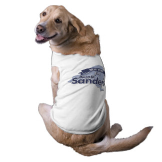 Nueva York para las chorreadoras de Bernie Playera Sin Mangas Para Perro
