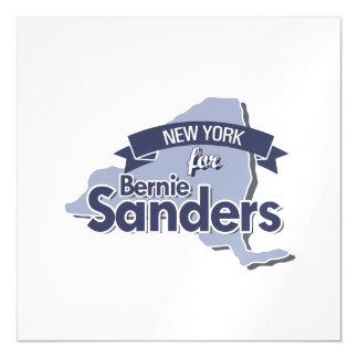 Nueva York para las chorreadoras de Bernie
