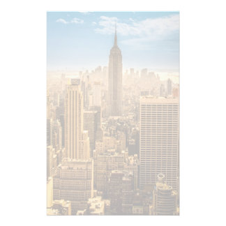 Nueva York Personalized Stationery