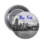 Nueva York Pin