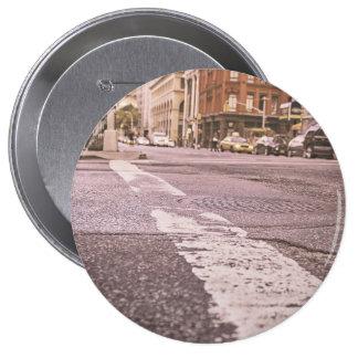 Nueva York Pin Redondo 10 Cm