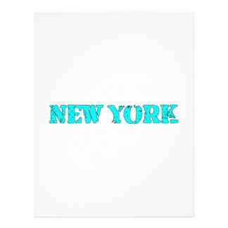 Nueva York Plantillas De Membrete