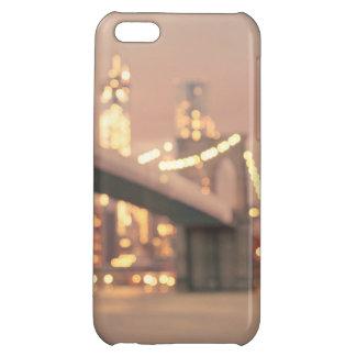 Nueva York - puente soñador de Bokeh Brooklyn
