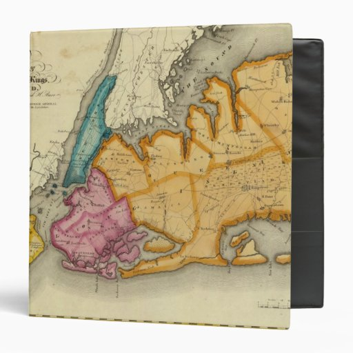 Nueva York, Queens, reyes, condados de Richmond