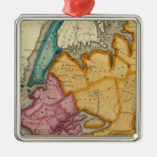 Nueva York, Queens, reyes, condados de Richmond Ornamento Para Reyes Magos