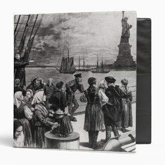 Nueva York - recepción a la tierra de la libertad