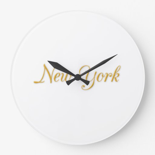 Nueva York Relojes