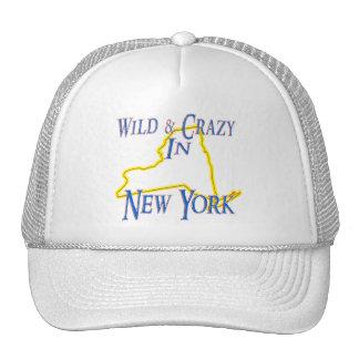 Nueva York - salvaje y loca Gorro