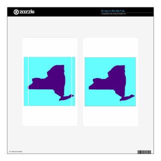Nueva York Skins Para Kindle Fire