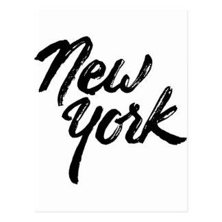 Nueva York Tarjeta Postal
