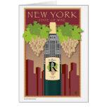 Nueva York-Tarjeta Tarjeta De Felicitación