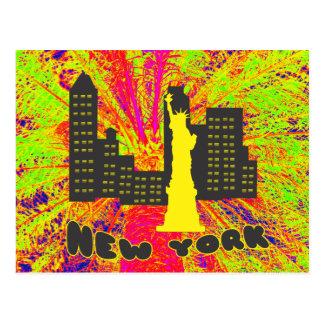 Nueva York Tarjetas Postales
