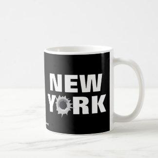 Nueva York Taza