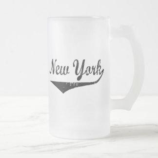 Nueva York Taza De Cristal