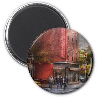 Nueva York - tienda - la charcutería vieja Iman De Frigorífico