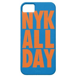 Nueva York todo el día iPhone 5 Carcasas