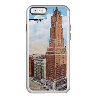 Nueva York: Torre de Ritz Funda Para iPhone 6 Plus Incipio Feather Shine