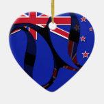 Nueva Zelanda #1 Adorno Para Reyes