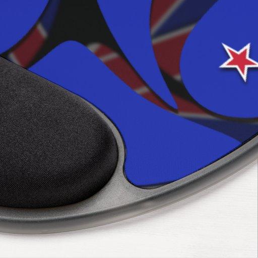 Nueva Zelanda #1 Alfombrillas De Raton Con Gel