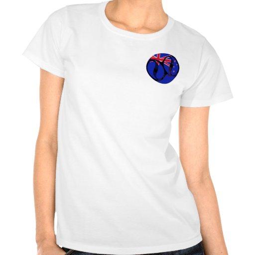 Nueva Zelanda #1 Camisetas