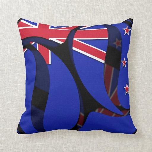 Nueva Zelanda #1 Cojin