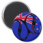 Nueva Zelanda #1 Imanes Para Frigoríficos