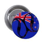 Nueva Zelanda #1 Pin