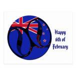 Nueva Zelanda #1 Postales