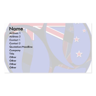 Nueva Zelanda #1 Tarjetas De Visita